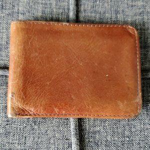 JACK GEORGES Leather Wallet